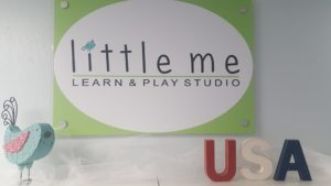 Little Artists - Mommy & Me Program @ Little Me Studio | Bourbonnais | Illinois | United States