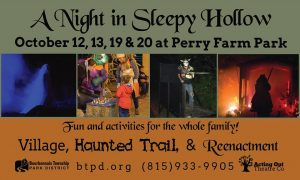 A Night in Sleepy Hollow @ Bourbonnais Township Park District | Bradley | Illinois | United States