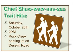 Chief ShawTrail Hike @ Kankakee River State Park | Bourbonnais | Illinois | United States