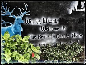 Holiday at Hogwarts- Wizard Themed Dinner @ The Bennett-Curtis House