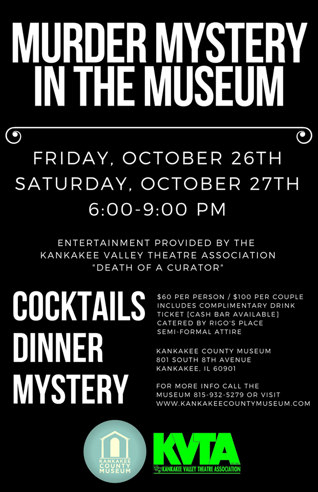 Murder Mystery in the Museum