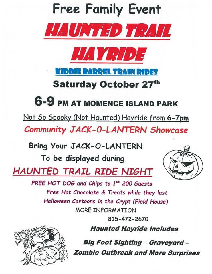 Not The Same Old Hayride Haunted Trail