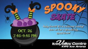 Spooky Skate @ Ice Valley Centre Ice Arena | Kankakee | Illinois | United States