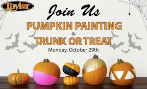 Taylor Dodge Trunk Or Treat @ Taylor Chrysler Dodge Jeep (Official) | Bourbonnais | Illinois | United States
