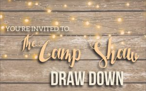 The Camp Shaw Drawdown