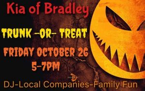 Trunk or Treat @ KIA of Bradley | Bourbonnais | Illinois | United States