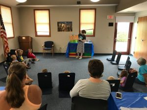 Evening Storytime @ Limestone Township Library