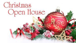 8th Annual Christmas Open House @ 396 N Kennedy Dr.
