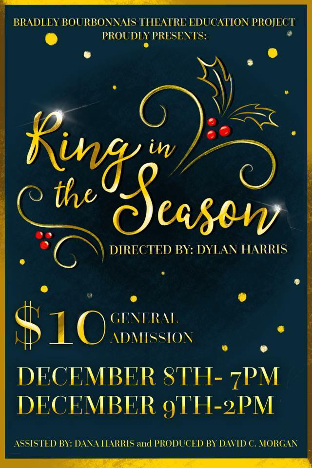 Ring in the Season: A BBTEP Christmas Cabaret @ Bradley-Bourbonnais C High School  | Bradley | Illinois | United States