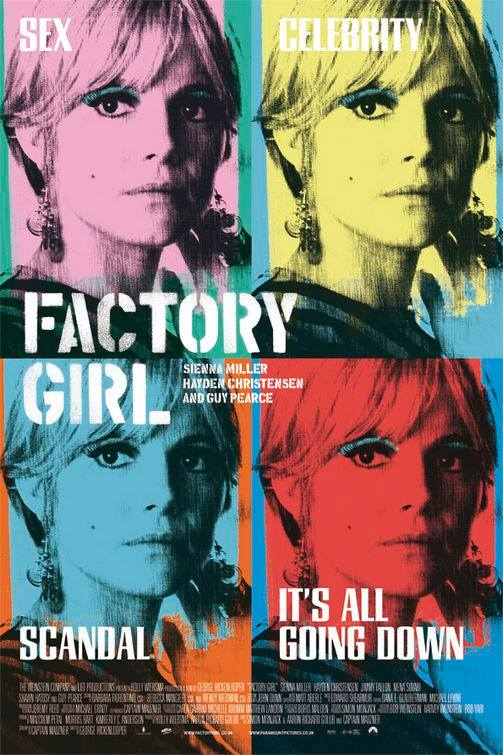 Film Series #1: Factory Girl @ Yellow Elephant Gallery