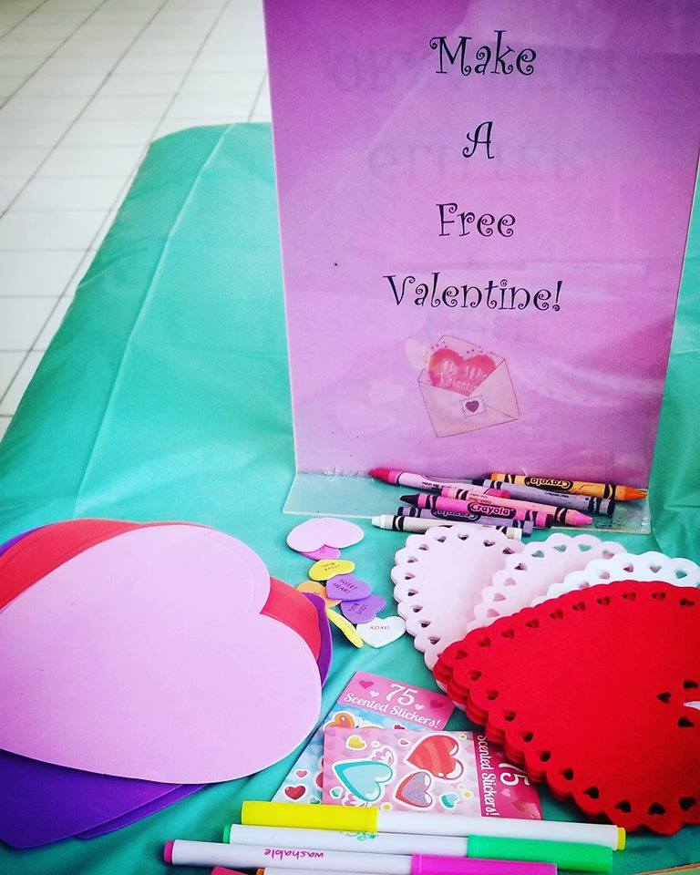 Make a free Valentine Card