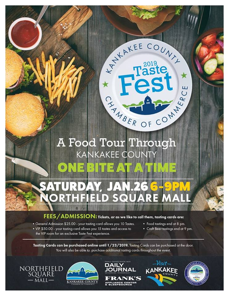 TasteFest @ Northfield Square Mall | Bourbonnais | Illinois | United States