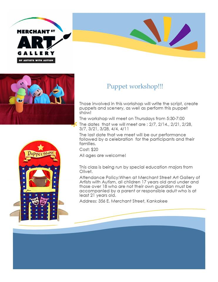 Puppet Workshop!