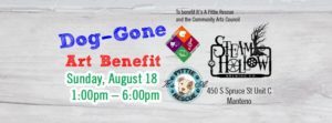 A Dog-Gone Art Benefit 2019 @ Steam Hollow Brewing Co.  | Manteno | Illinois | United States