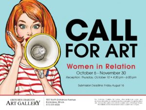 Call for Art: Women in Relation @ Gretchen Charlton Art Gallery