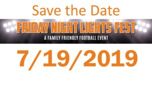 Friday Night Lights Fest @  Kankakee County Chamber of Commerce