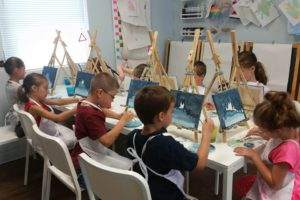 Harry Potter Art Camp @ Little Me Studio
