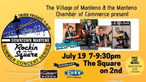 Manteno's Rockin' on the Square @ The Square on Second  | Manteno | Illinois | United States