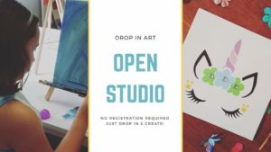 Open Studio - Drop In Art @ Little Me Studio