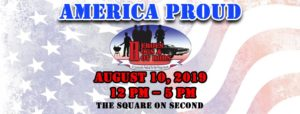 America Proud Artist & Crafter event at Heroes, Hogs & Hot Rods @ The Square on Second  | Manteno | Illinois | United States
