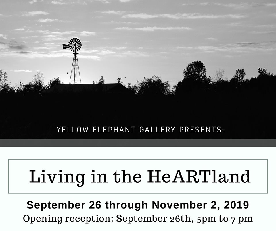 Living in the HeARTland:Call for Artists