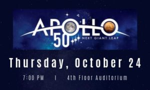 Apollo 50: Next Giant Leap @ Kankakee Public Library