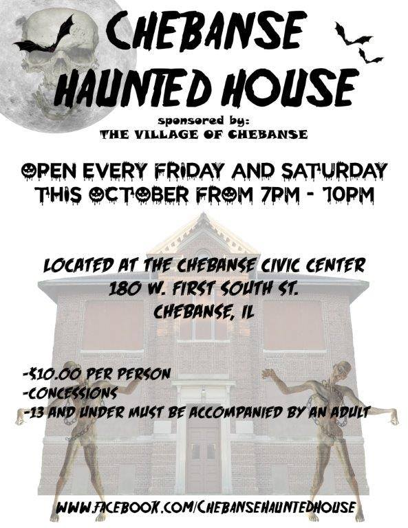 Chebanse Haunted House