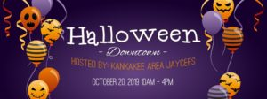 Halloween Downtown 2019 @ 200 S Schuyler Ave, Kankakee