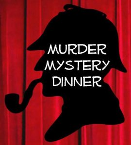 Murder in the BC Mansion- Mystery Dinner @ The Bennett-Curtis House