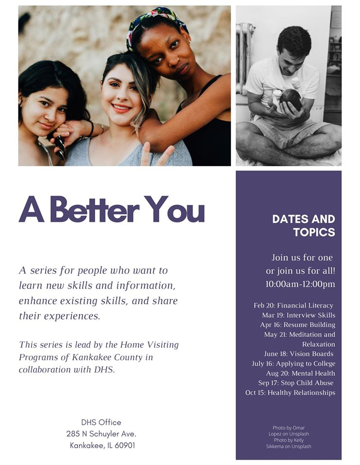 A Better You @ 285 N Schuyler Ave, Kankakee, IL 60901
