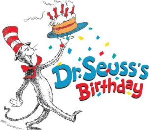 Dr. Seuss's Birthday Party @ pin Limestone Township Public Library