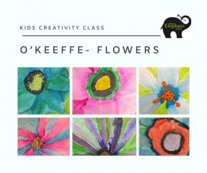Kids Creativity Class @ Yellow Elephant Gallery & Gift Shop