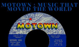 Motown: Music That Moved The World @ Kankakee Public Library