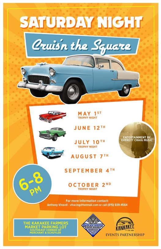 Cruis'n the Square