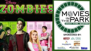 Movies in the Park: Disney's Zombies