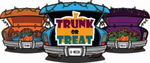 Kankakee Public Library: Trunk or Treat